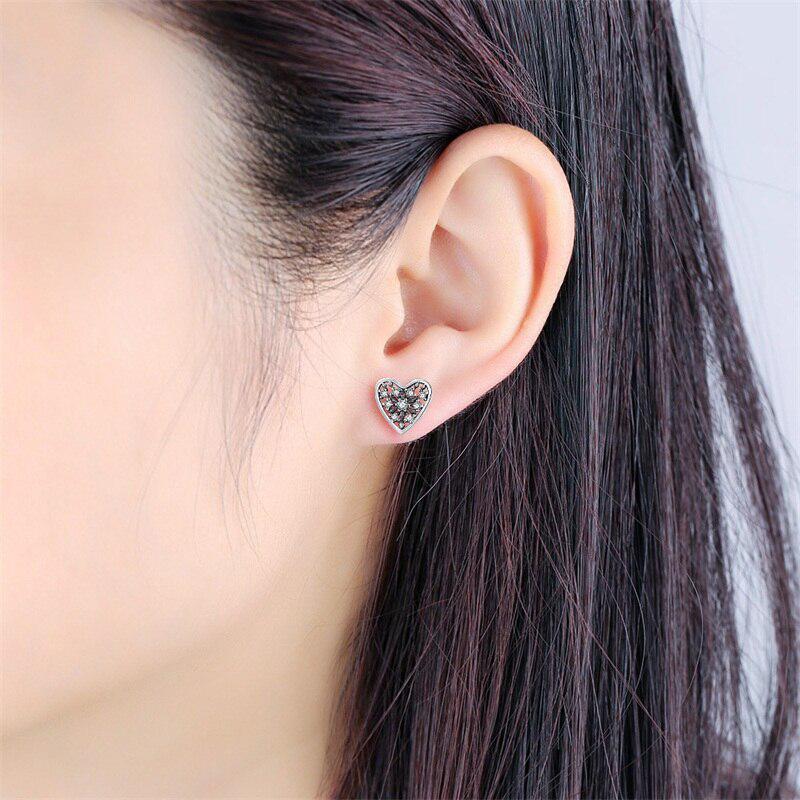 heart-stud-earrings-925-cz-vintage-lovely-jewelry-EAR-14793