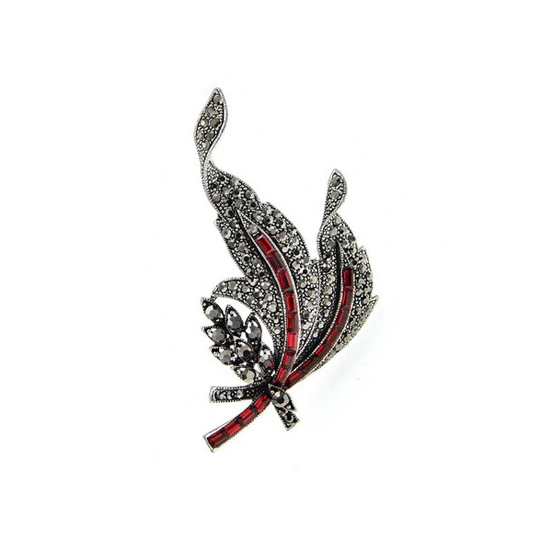 rhinestone-vintage-leaf-brooch-jewelry-accessory-red-PN-14927-14931