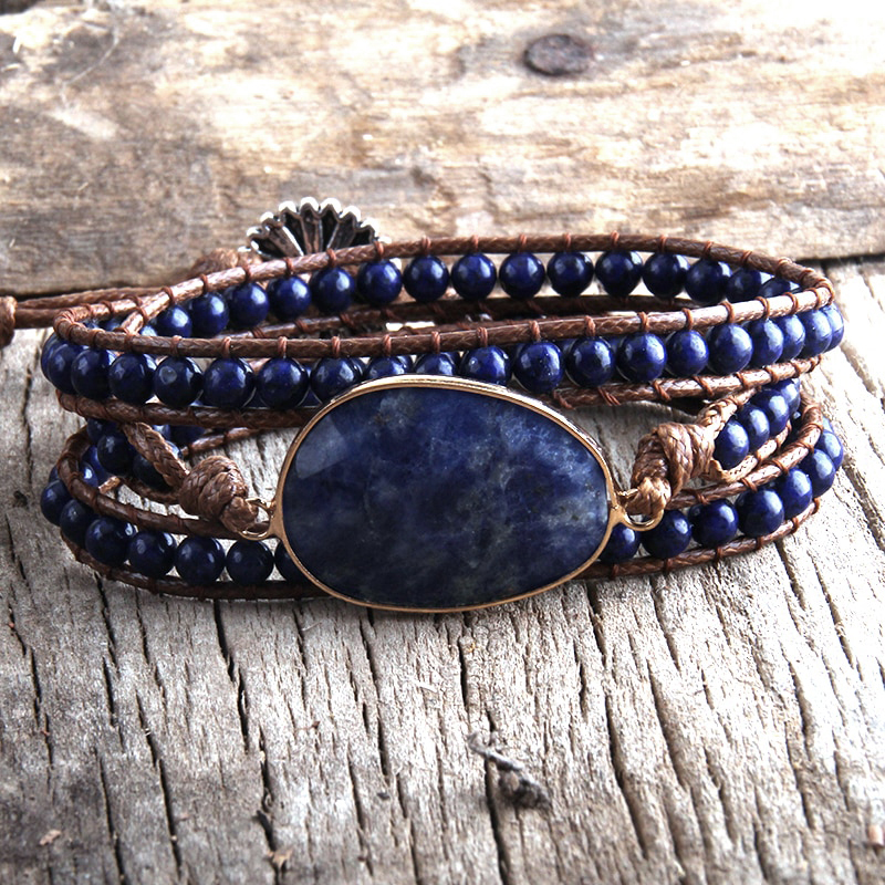 blue-onyx-natural-stone-wrap-bracelet-boho-handmade-beaded-BR-15453-15456