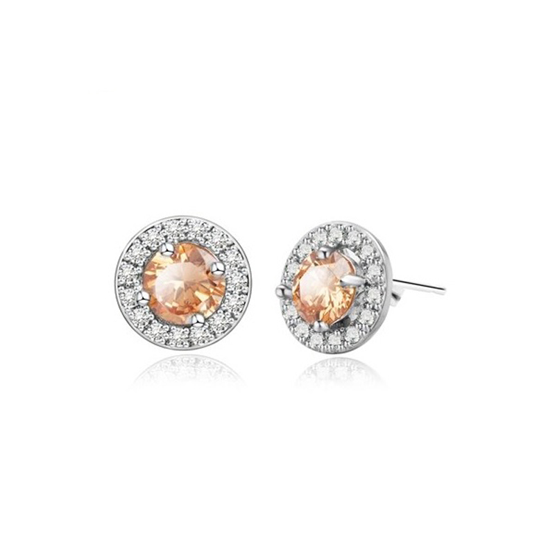 champagne-cubic-zirconia-round-earrings-copper-small-stud-EAR-15125-15127
