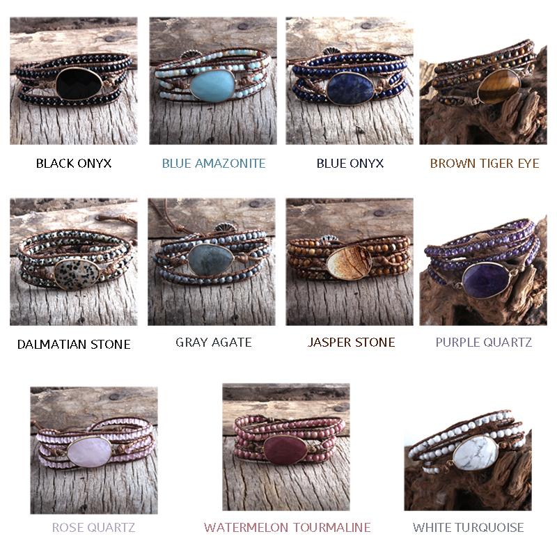 natural-stone-wrap-bracelet-boho-handmade-beaded-BR-15453