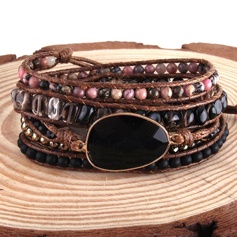 bohemian-handmade-wrap-bracelet-natural-stones-onyx-tourmaline-BR-15488-15495