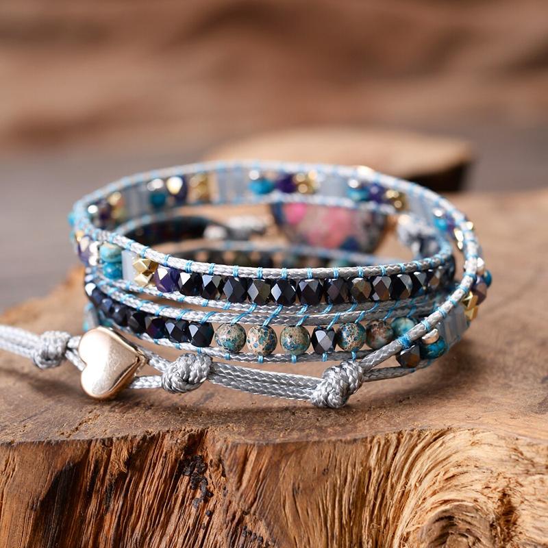 boho-heart-handmade-wrap-bracelet-imperial-jasper-BR-15719