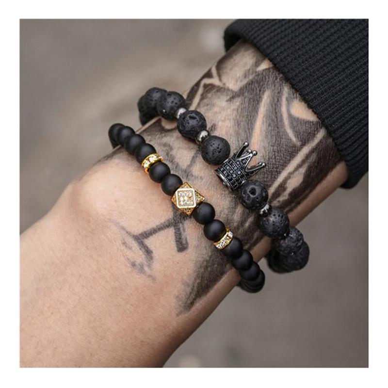 bracelet-set-for-men-skull-lion-crown-disco-ball-charms-b-BR-15682-15684