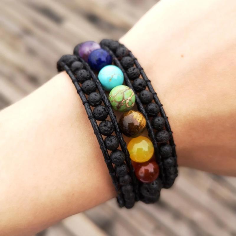 layered-bracelet-7-chakras-for-women-natural-stones-BR-15737