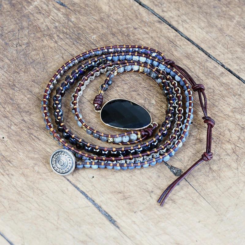 leather-black-onyx-bohemian-bracelet-wrap-agate-BR-15708