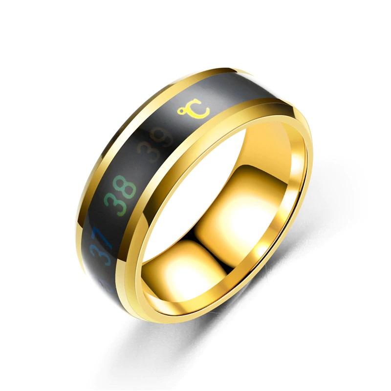 titanium-temperature-band-ring-women-men-jewelry-yellow-gold-RNG-15621