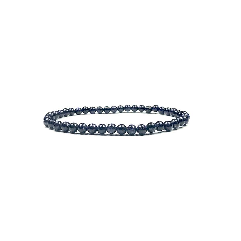 4mm-natural-stone-bracelet-stretch-beaded-trendy-blue-sandstone-BR-15784-15793