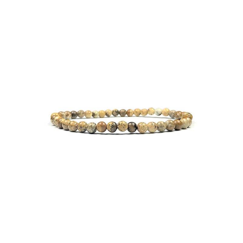 4mm-natural-stone-bracelet-stretch-beaded-trendy-brown-jasper-BR-15784-15794