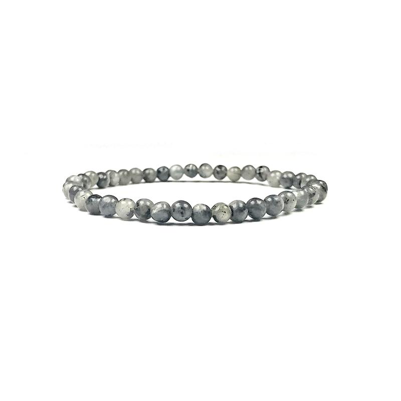 4mm-natural-stone-bracelet-stretch-beaded-trendy-grey-moonstone-BR-15784-15803