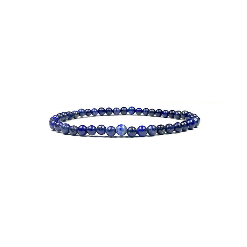 4mm-natural-stone-bracelet-stretch-beaded-trendy-lapis-lazuli-BR-15784-15805