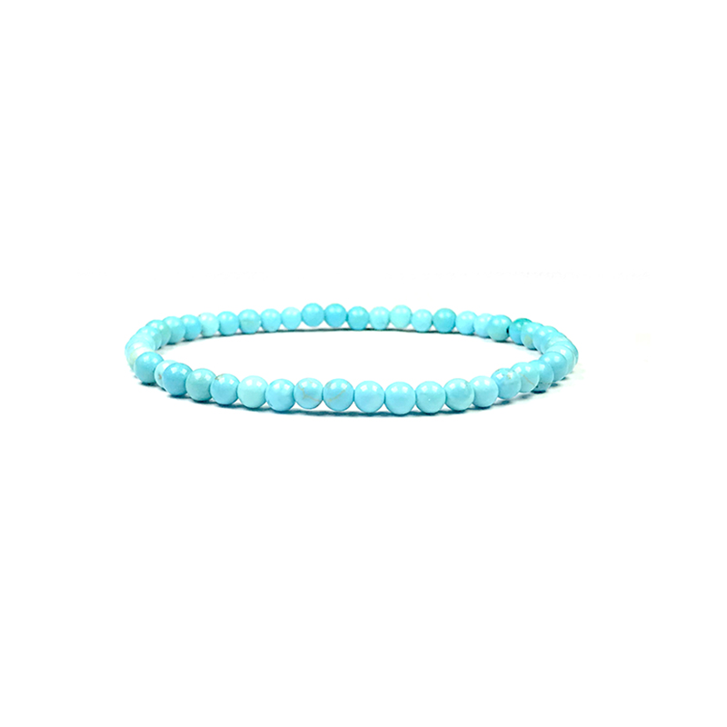 4mm-natural-stone-bracelet-stretch-beaded-trendy-plain-turquoise-BR-15784-15810