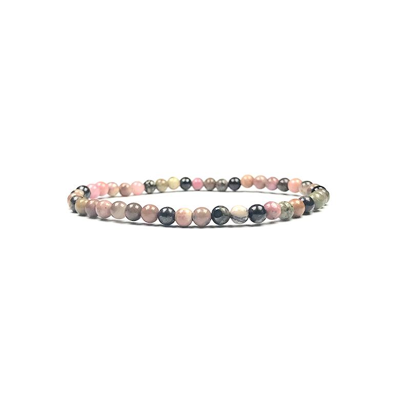 4mm-natural-stone-bracelet-stretch-beaded-trendy-rhodonite-stone-BR-15784-15814
