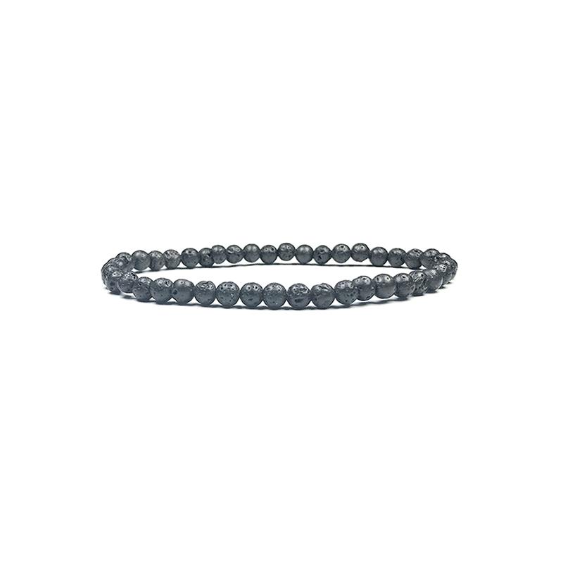 4mm-natural-stone-bracelet-stretch-beaded-trendy-volcanic-stone-BR-15784-15817