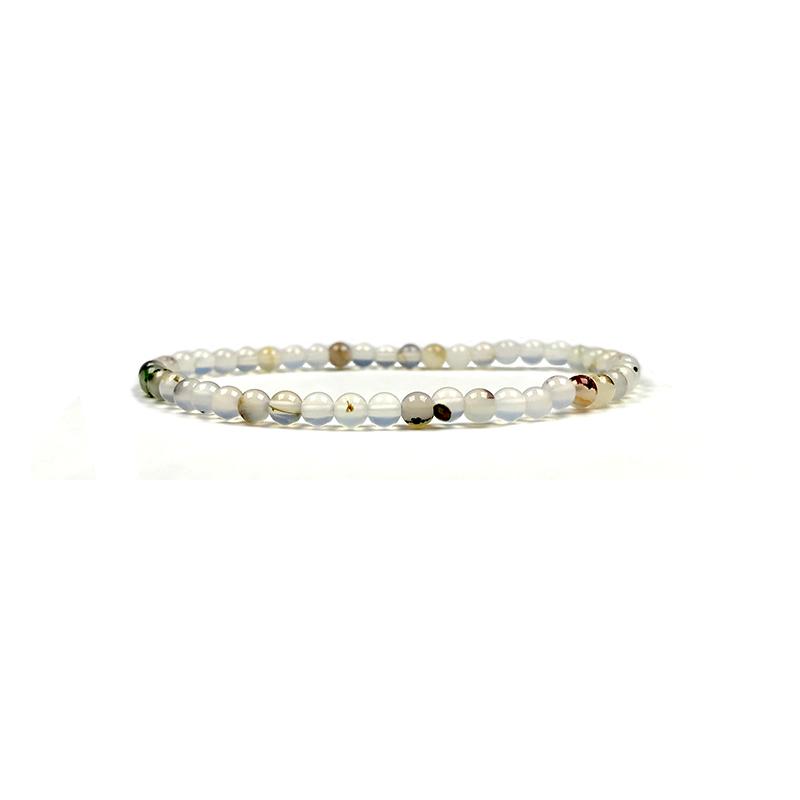 4mm-natural-stone-bracelet-stretch-beaded-trendy-white-moonstone-BR-15784-15818