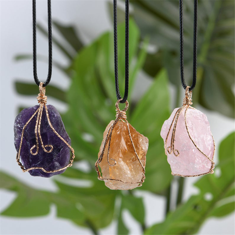 necklace-raw-stone-amethyst-quartz-fluorite-citrine-NECK-15858