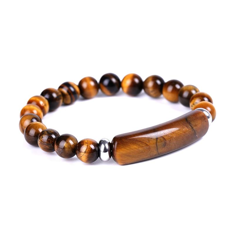 brown-tiger-rectangle-bar-beaded-bracelet-natural-stones-stretch-eye-BR-16015-16021