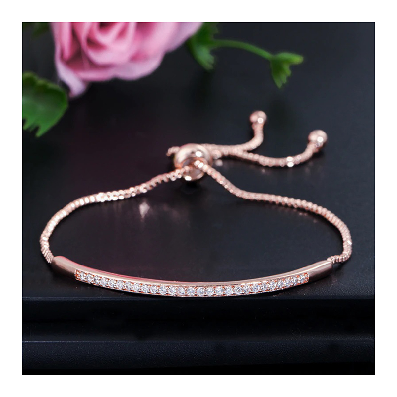 cz-adjustable-bangle-bracelet-for-women-rose-gold-BR-16041-16044