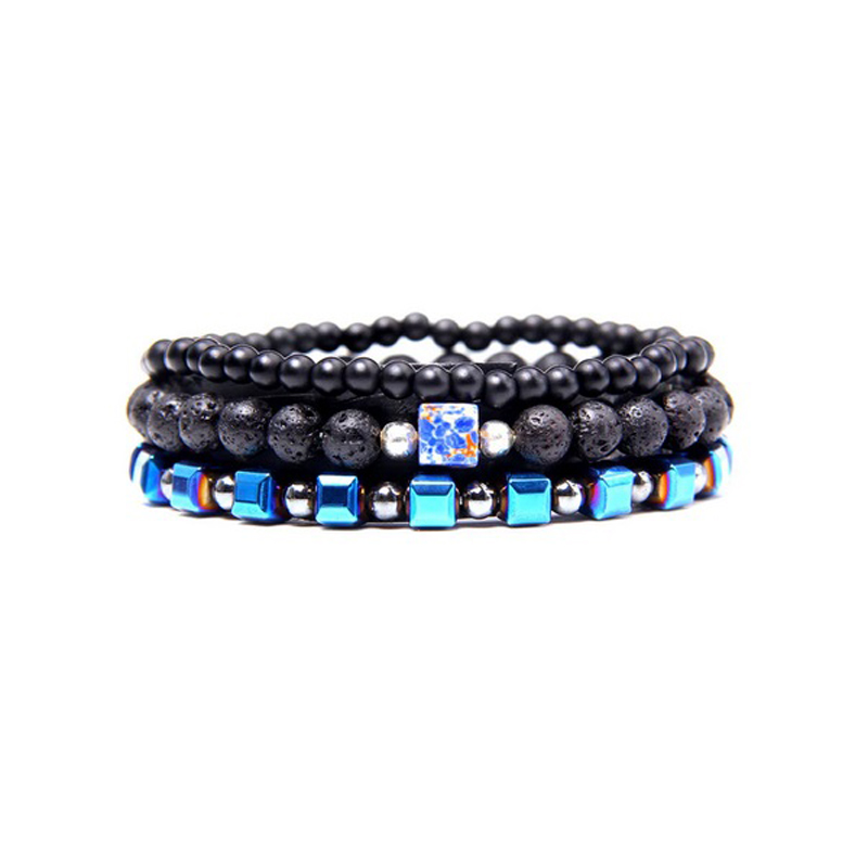 leather-beaded-men-bracelet-set-natural-stones-c-BR-16057-16066
