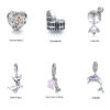 925-sterling-silver-charms-for-womens-bracelets-clovers-heart-dolphin-CHRM-16744