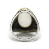 925-sterling-silver-white-agate-cocktail-ring-for-men-RNG-16380