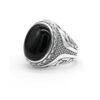 mens-ring-925-sterling-silver-black-onyx-RNG-16437