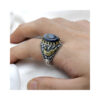 turkish-agate-cocktail-ring-for-men-cz-sterling-silver-925-RNG-16408