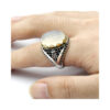 white-agate-cocktail-for-men-ring-925-sterling-silver-RNG-16380