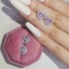 925-silver-zircon-earrings-stud-party-jewelry-d-pink-EAR-16865-16871