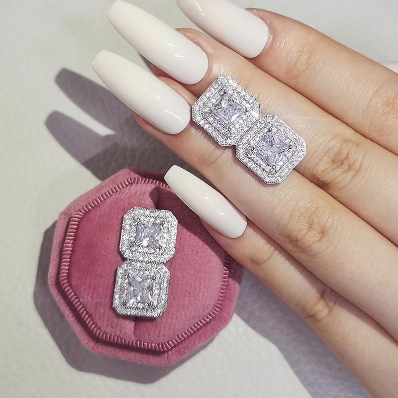 925-silver-zircon-earrings-stud-party-jewelry-g-white-EAR-16865-16885