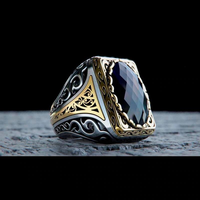 925-sterling-silver-zircon-handmade-turkish-mens-ring-black-RNG-17045