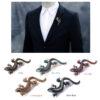 lizard-rhinestone-brooch-pin-clothes-jewelry-PN-17060