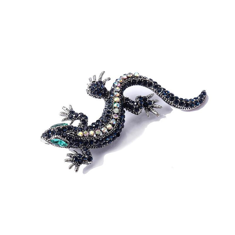 lizard-rhinestone-brooch-pin-clothes-jewelry-dark-blue-PN-17060-17064