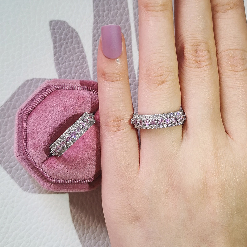 silver-925-cz-rings-pink-wedding-party-jewelry-style-g-RNG-16935