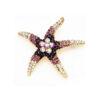 starfish-rhinestone-brooch-pin-cute-decorating-jewelry-purple-PN-17105-17107