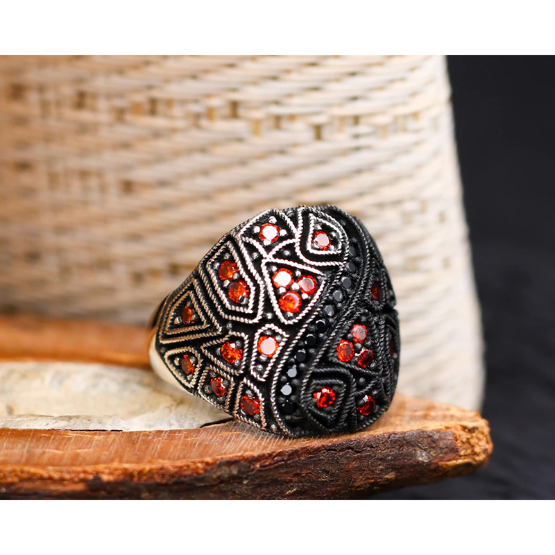 925-sterling-silver-egyptian-style-mens-ring-cz-RNG-17481