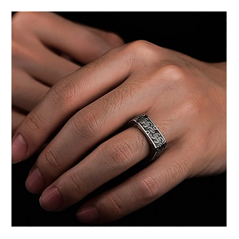 925-sterling-silver-mens-square-ancient-ring-RNG-17468