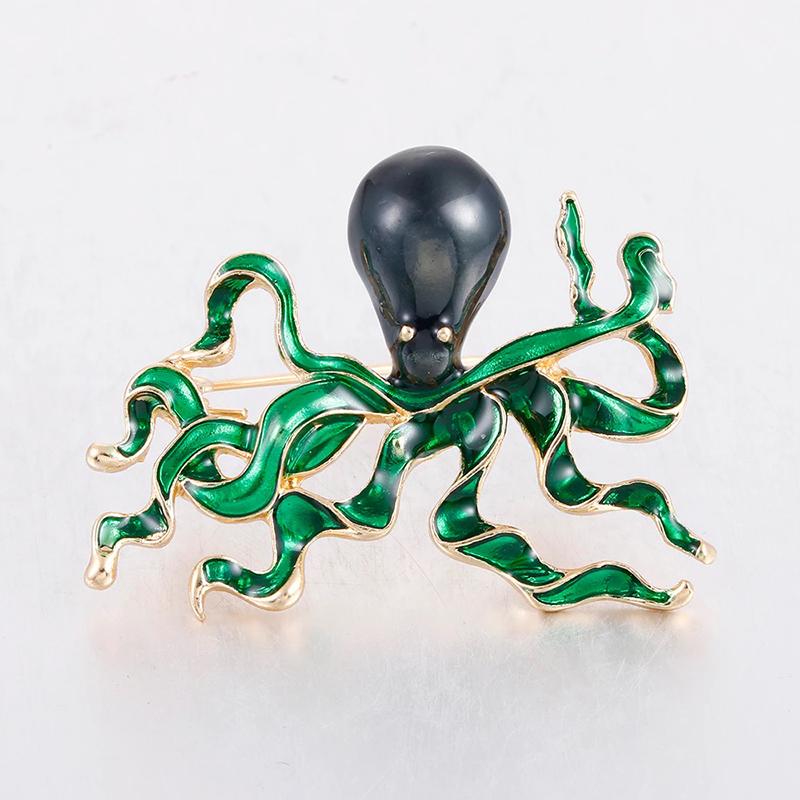 brooch-ocean-octopus-animal-jewelry-gift-pin-PN-17450