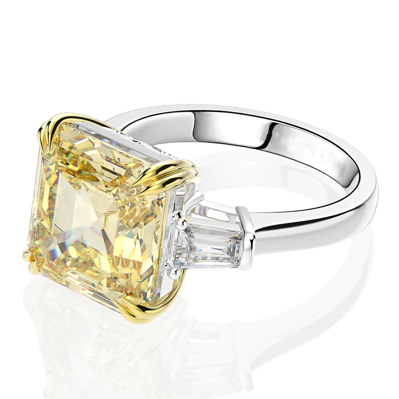 created-moissanite-gemstone-ring-cz-925-sterling-silver-yellow-RNG-17404