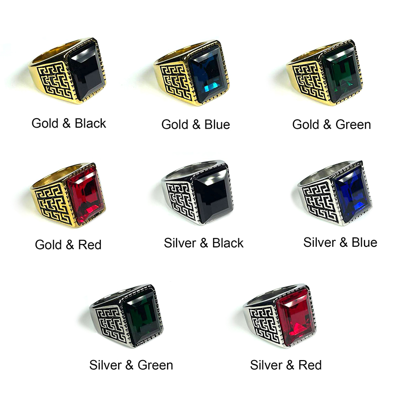 persian-style-mens-ring-stainless-steel-rhinestone-RNG-17587