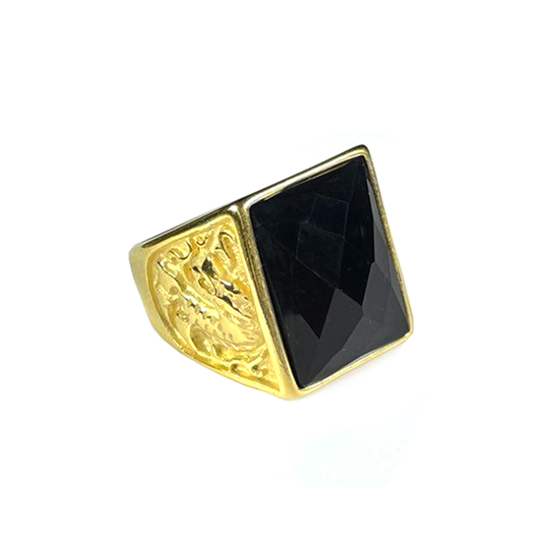 stainless-steel-dragon-ring-rhinestone-gold-onyx-RNG-17547