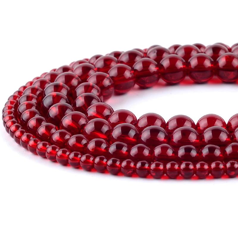 Wholesale Garnet Stone Beads for Jewelry Making