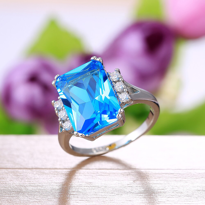 blue-cubic-zirconia-silver-plated-ring-white-brass-RNG-17635